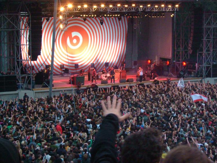 Beatsteaks en concert